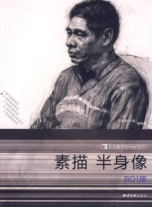 【完美教学系列丛书—素描半身像】¥66元