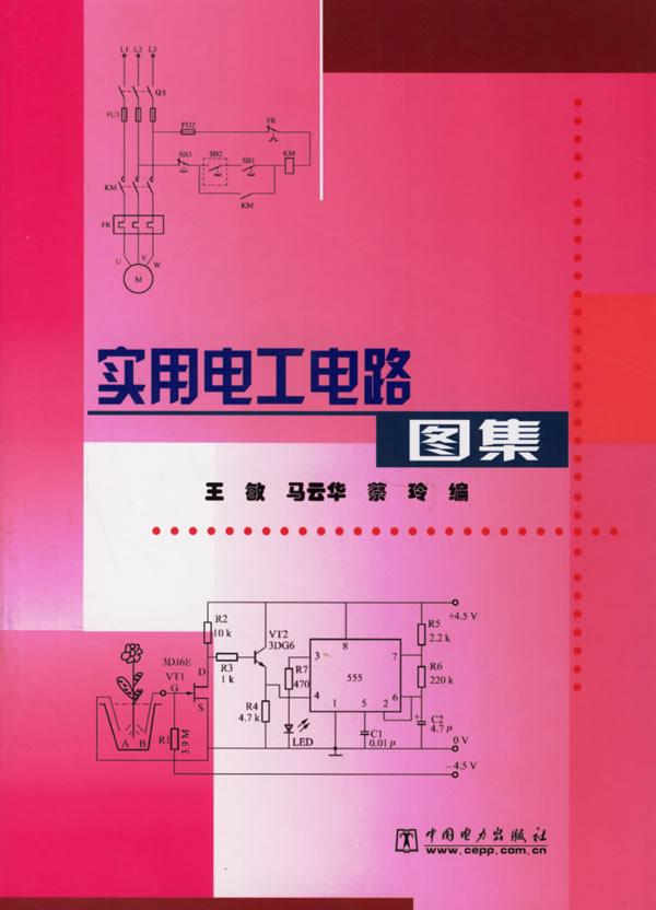 实用电工电路图集/王敏:图书比价:琅琅比价网