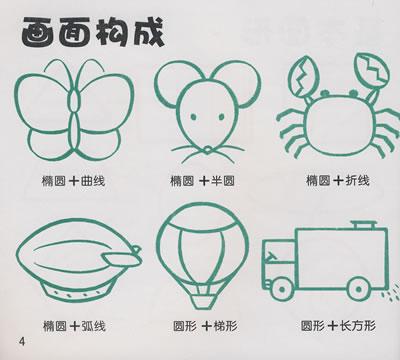 宝宝学画 动物·交通