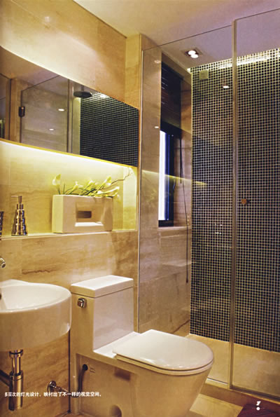 大量现代风格,欧式风格的精美的卫浴间实景照片,不仅展现了各种风格的