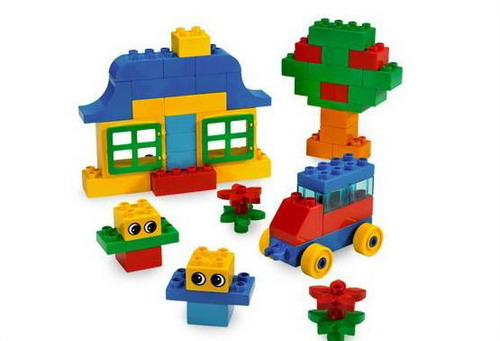 乐高拼装房子图纸步骤图